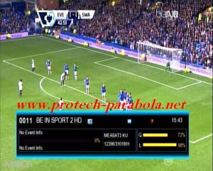 BPL – EVERTON Vs SWANSEA – LIVE on BEIN SPORT 2 HD ID K VISION