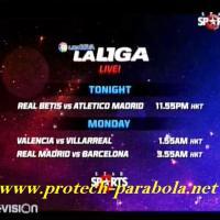 Prediksi Channel Tayang EL CLASICO Barcelona vs Real Madrid FTA / BISS KEY