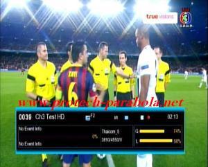 """... on """" Siaran yang Menyiarkan Liga Champions Eropa FTA / Biss Key"""