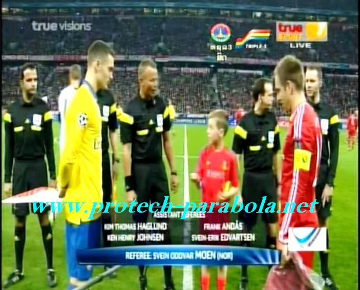 liga-champion-bayer-munchen-vs-arsenal-on-lntv3-sat-thaicom-5-dan-ses