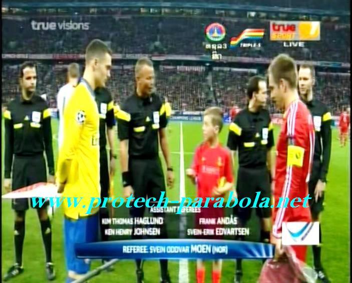 Siaran yang Menyiarkan Liga Champions Eropa FTA / Biss Key ...