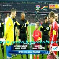 Siaran yang Menyiarkan Liga Champions Eropa FTA / Biss Key