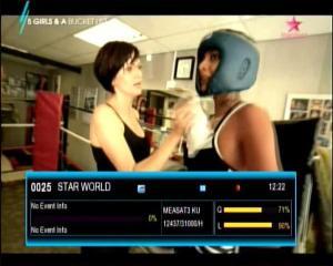 STAR WORLD on K-VISION