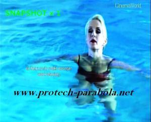 CINEMA WORLD HD on Freq 3947 V 8040 @ Telstar 18 Biss Key