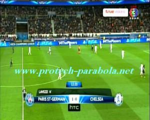 PSG 1 vs 0 CHELSEA Menit 4