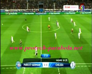 PSG 1 vs 1 CHELSEA Menit 26