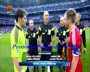 SEMI FINAL LIGA CHAMPION Real Madrid vs Bayern Munich