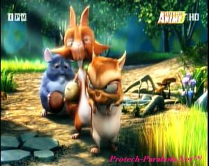 ANIME HD Channel [IPM] on SES 8