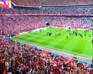 Arsenal Juara FA CUP 2014