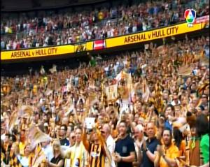 ARSENAL vs HULL CITY - FINAL PIALA FA