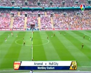ARSENAL vs HULL CITY - Kick Off - FINAL PIALA FA