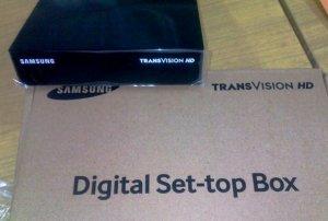 Decoder Samsung TransVision HD