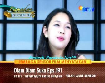 Diam-Diam Suka Episode 191