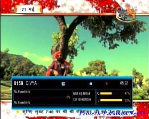 DIVYA TV on SES 8