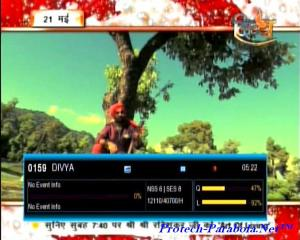 DIVYA TV on SES 8