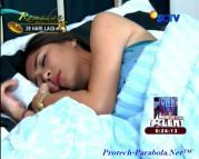 Foto Nayla lagi tidur GGS 44