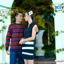 Foto Romantis Galang dan Thea GGS 42