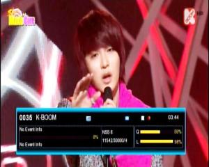 K BOOM HD [IPM] on SES 8