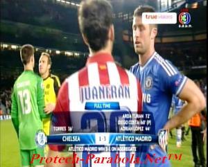Liga Champion Semi Final CHELSEA 1 vs 3 ATLETICO MADRID Full Time Leg II