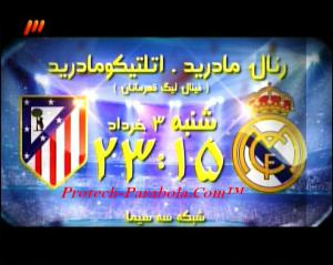 SCC TV3 Tayang Final Liga Champions REAL MADRID vs ATLETICO MADRID