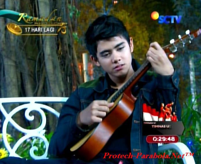 Download Wallpaper Aliando Ganteng-Ganteng Serigala