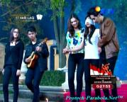 Foto Aliando, Thea, Liora, Nayla dan Yasha GGS 55