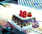 Foto Kue Ultah Nayla Ganteng-Ganteng Serigala Episode 67