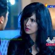 Foto Mesra Galang dan Aurel Ganteng-Ganteng Serigala Episode 73