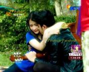 Foto Mesra Prilly dan Aliando Ganteng-Ganteng Serigala Episode 72