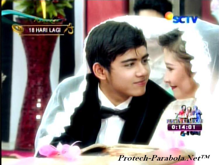 Foto Mesra dan Romantis Aliando dan Prilly Ganteng-Ganteng Serigala