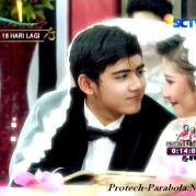 Foto Pernikahan Aliando dan Prilly Ganteng Ganteng Serigala Eps 54-5