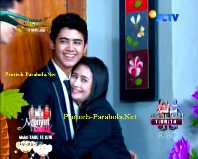 Foto Romantis Aliando dan Prilly Ganteng Ganteng Serigala Eps 61-3