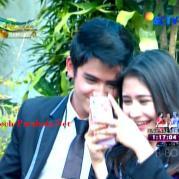 Foto Romantis Aliando dan Prilly Ganteng Ganteng Serigala Eps 61