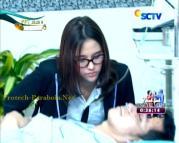 Foto Thea dan Papsky Ganteng-Ganteng Serigala Episode 68
