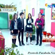 Foto Thea, Liora, Yasha dan Pak Bandi GGS 53
