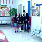 Foto Tristan, Sisi dan Nayla Ganteng Ganteng Serigala Eps 63