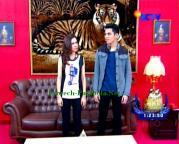 Foto Kevin Julio dan Michelle Joan Ganteng-Ganteng Serigala Episode 76