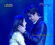 Foto Mesra Aliando dan Prilly GGS LIVE SCTV-8