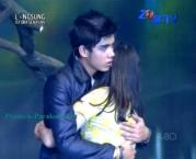Foto Mesra Aliando dan Prilly GGS LIVE SCTV-9