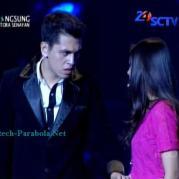 Foto Mesra Kevin Julio dan Jessica Mila GGS LIVE SCTV-1