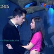 Foto Roamntis Kevin Julio dan Jessica Mila GGS LIVE SCTV-3