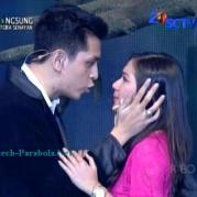 Foto Roamntis Kevin Julio dan Jessica Mila GGS LIVE SCTV-4