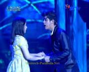 Foto Romantis Aliando dan Prilly GGS LIVE SCTV-13