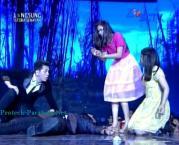 Foto Romantis Aliando dan Prilly GGS LIVE SCTV-3