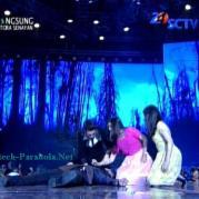 Foto Romantis Aliando dan Prilly GGS LIVE SCTV-4