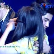 Foto Romantis Aliando dan Prilly GGS LIVE SCTV-7