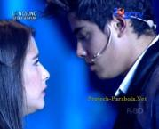 Foto Romantis Aliando dan Prilly GGS LIVE SCTV-9