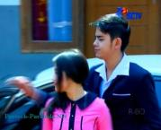 Foto Aliando dan Prilly GGS Episode 151-2