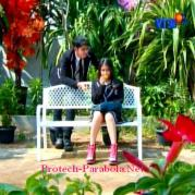 Foto Aliando dan Prilly GGS Episode 161-1