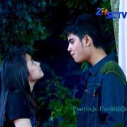 Foto Romantis Aliando dan Prilly GGS Episode 157